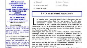 Bulletin CONSOM&VOUS N° 24