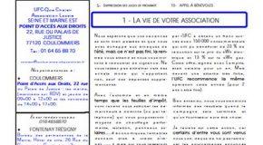 BULLETIN CONSOM&VOUS N° 31