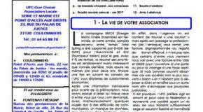BULLETIN LE CONSOMMATEUR DU 77 (ex. CONSOM&VOUS) N° 32