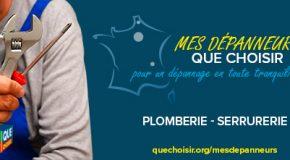 Nouveau service : Quechoisir.org/mesdepanneurs